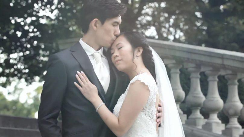 Wedding Hee Lam & Michael
