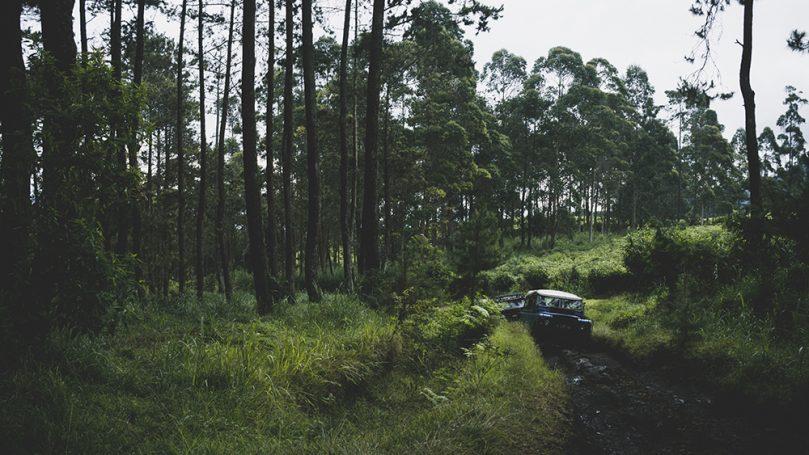 Offroad, Bandung